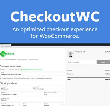CheckoutWC v4.1.0 - Optimized Checkout Page for WooCommerce   Totally WordPress   Free WordPress Plugin Download
