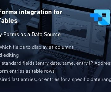Gravity Forms integration for wpDataTables v1.5.2   Totally WordPress   Free WordPress Plugin Download