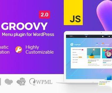 Groovy Menu v2.5.3 - WordPress Mega Menu Plugin   Totally WordPress   Free WordPress Plugin Download