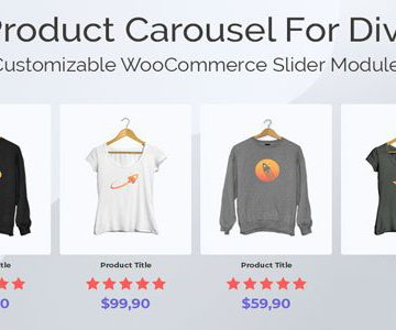 Product Carousel for Divi and WooCommerce v1.0.5   Totally WordPress   Free WordPress Plugin Download
