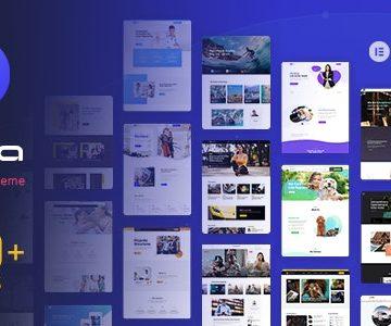 KATA V1.1.6 - ELEMENTOR WORDPRESS THEME Totally WordPress Free WordPress Theme Download