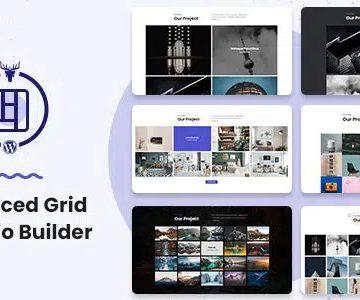 Advanced Grid Portfolio Builder v1.0.4 Totally WordPress Free WordPress Plugin Download