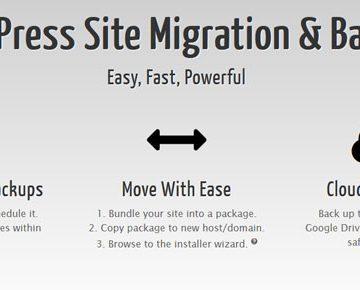 Duplicator Pro v4.0.5 - WordPress Site Migration & BackUp Totally WordPress Free WordPress Plugin Download