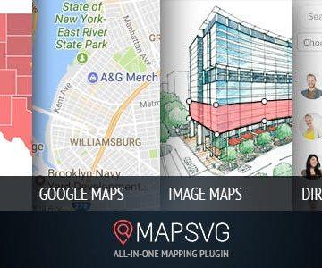 MapSVG v6.1.0 - the last WordPress map plugin you'll ever need Totally WordPress Free WordPress Plugin Download